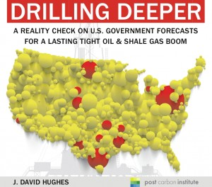 Hughes, Drilling Deeper 2014, cover