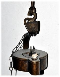 Frosch-Lampe