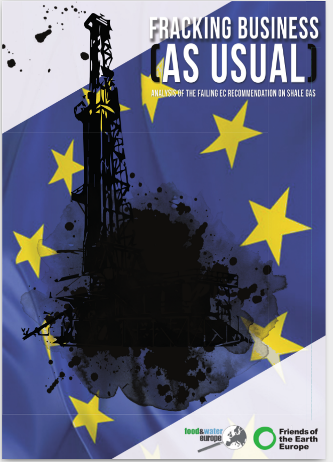 cover »Fracking Busines as usual«